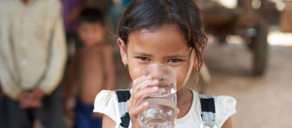 ATGCF funds BioSand Filters (BSF) for rural Cambodian villages